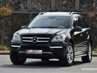 używany Mercedes GL350 GL 350CDi 4Matic 2011r. lift 7os. Skóra LED Kamera X164 (2006-2012)