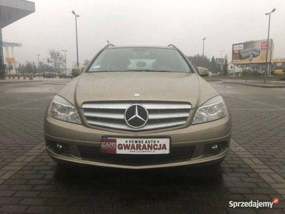 używany Mercedes C180 1.8dm 156KM 2010r. 245 000km