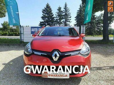 używany Renault Clio 1dm 90KM 2013r. 122 000km
