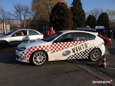 używany Subaru Impreza Wrx STI rajdowy