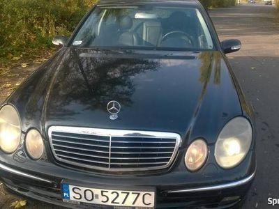 używany Mercedes E320 CDI Avangarde sprzedam