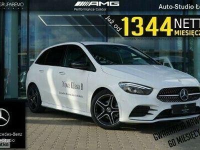 """używany Mercedes 200 Klasa B W247 200Demo AMG KeylessGo WyśIC10,25"""" LED Tempomat"""