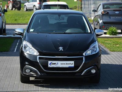 używany Peugeot 208 - 2015r - Klimatyzacja, Nawigacja