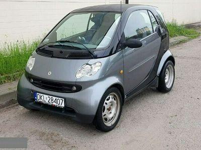 używany Smart ForTwo Coupé 0.8dm 41KM 2005r. 176 000km