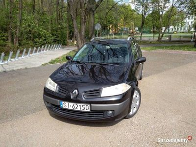 używany Renault Mégane GrandTour 1.6 16 V 115KM 2006 Lift 188000