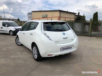 używany Nissan Leaf 100% elektryczny - Salon Polska - GWARANCJA