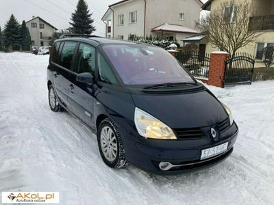 używany Renault Espace 2dm 170KM 2006r. 266 000km