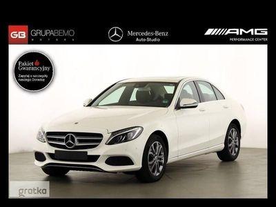 used Mercedes 200 Klasa C W205 200Szyberdach GarminMap LedILS BlindSpot ParkTron PodgrzewaneFo