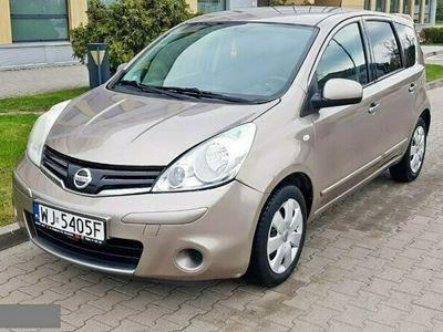 używany Nissan Note 1.4dm 88KM 2011r. 250 000km