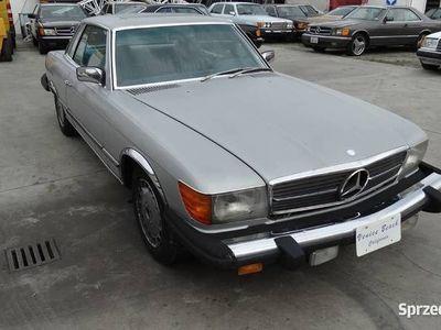 używany Mercedes 380 SLC