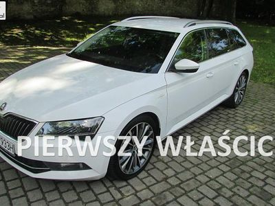 used Skoda Superb 2dm 190KM 2016r. 279 000km