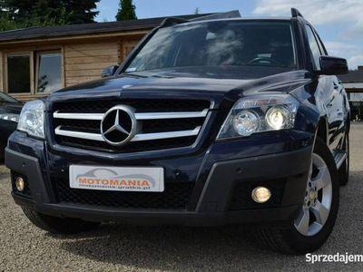używany Mercedes GLK220 Climatronic*LED*Xenon*Zarejestrowany*PDC*Podgrz. fotele*