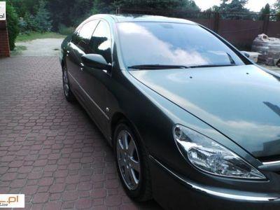 używany Peugeot 205 607 2.2dm3 140KM 2005r.000km Igła Zamiana