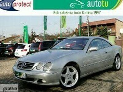 używany Mercedes 600 Klasa CL W215*PERFEKCYJNY*Potwierdzony Przebieg 201 tyś*Serwis*PL*
