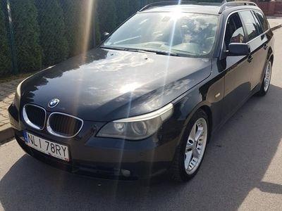 używany BMW 530 SERIA 5 d