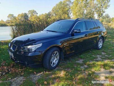 używany BMW 520 e61 d 2006r. Manual, Xenon, Navi... Zamiana...