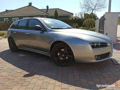 używany Alfa Romeo 159 1,9 JTS 160 KM 2007 rok 118419 km