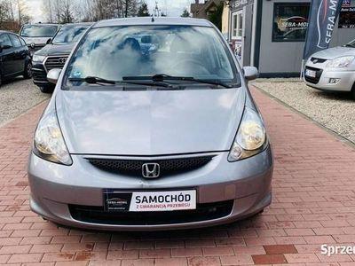 używany Honda Jazz 1.2dm 78KM 2006r. 135 000km