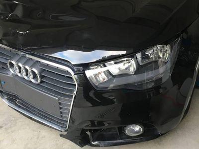 używany Audi A1 z 2012 Roku 136000 km okazja