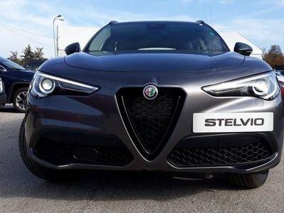 używany Alfa Romeo Stelvio rabat: 25% (69 790 zł) Abonament