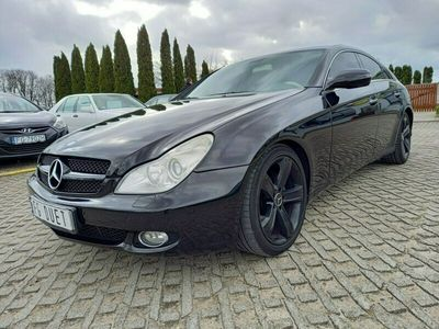 używany Mercedes CLS350 3dm 224KM 2010r. 183 550km