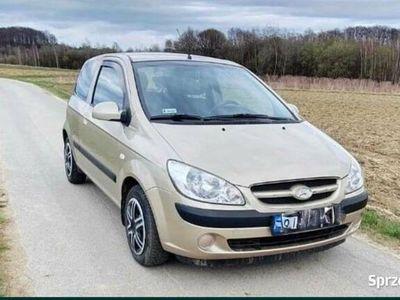 używany Hyundai Getz 2005 1.4 drugi właściciel