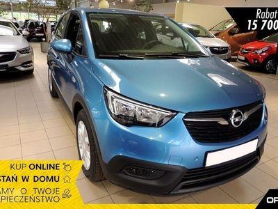 używany Opel Crossland X Enjoy 1.2 Turbo 110KM Klimatyzacja Dwustrefowa+ Czujniki Parkowania