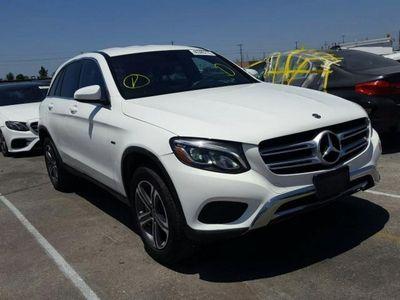 używany Mercedes GLC350 2dm 201KM 2018r. 32 800km