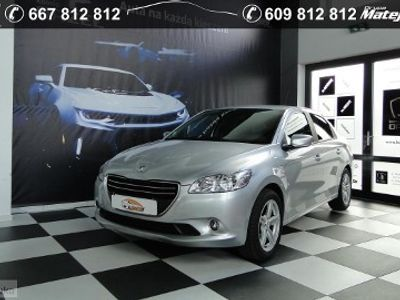 używany Peugeot 301 1.6 HDi Active
