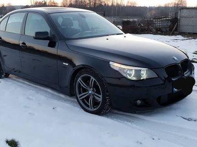 używany BMW 218 e60 3.0Dkm Zadbany Egzemplarz