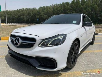 używany Mercedes E63 AMG E 63 AMG -Benzbenz. V8 5.5 577KM 2015 W212 (2009-)