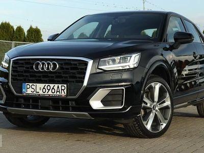 używany Audi Q2 S-line 2.0 TDI Quattro Automat Kamera Gwarancja 12 m-cy !!!