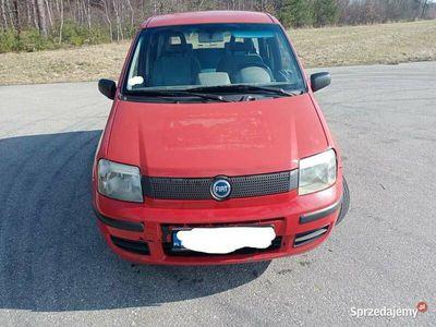 używany Fiat Panda 2003 LPG