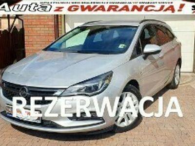 używany Opel Astra 2018 rej 1.4 TURBO Enjoy + BIZNES ,Salon PL,serwis ASO, F.vat 23% LED V (2015-)