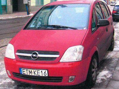 używany Opel Meriva MERIVA