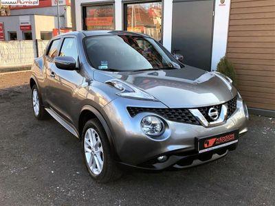 używany Nissan Juke 1.2dm3 116KM 2015r. 56 750km Salon PL, 1-właś. Bezwypadkowy, Serwis ASO, FV23% 56750 Km.