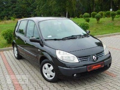 używany Renault Scénic II Zarejestrowany - ubezpieczony - klimatyzacja - benzyna