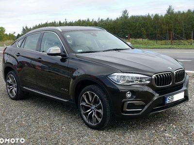używany BMW X6 3dm3 313KM 2015r. 88 000km 40d xDrive 4x4 Salon PL 1właściciel Bezwypadkowy Serwisowany w ASO