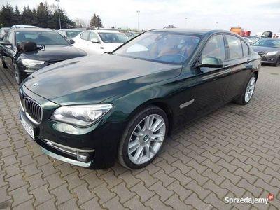 używany BMW 750 3dm 381KM 2014r. 152 052km