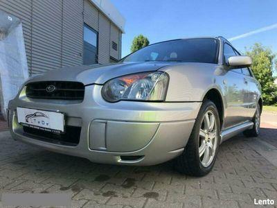 używany Subaru Impreza 2dm 125KM 2005r. 224 000km