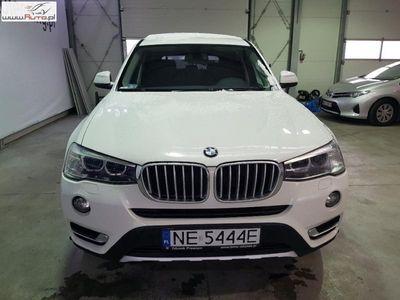 gebraucht BMW X3 X3 2dm3 184KM 2017r. 39 227kmxDrive20i xLine aut