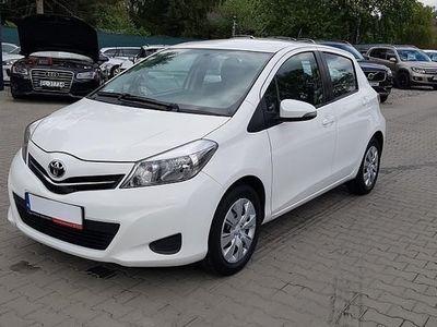 używany Toyota Yaris III Salon Polska * Bezwypakowy