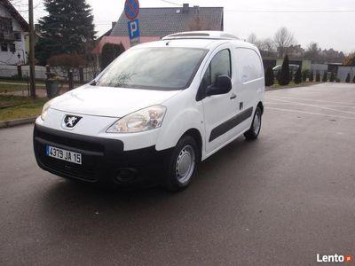 używany Peugeot Partner 1,6 HDI Chłodnia