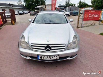 używany Mercedes CLS350 3.5dm 272KM 2006r. 380 000km