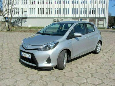 używany Toyota Yaris 1.5dm 100KM 2012r. 138 600km