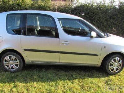 używany Skoda Roomster ROOMSTER AMBITIONAMBITION
