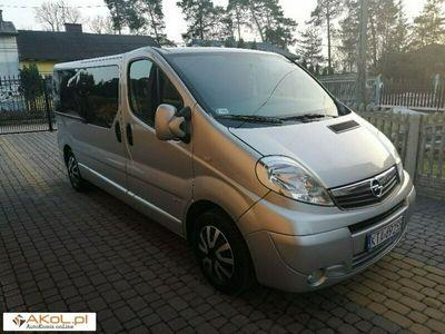 używany Opel Vivaro 2dm 114KM 2014r. 300 912km