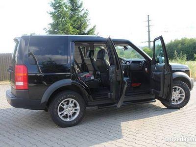 używany Land Rover Discovery 3