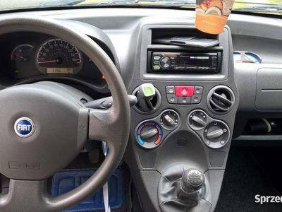 używany Fiat Panda 2011 klima