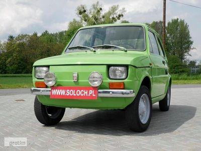 używany Fiat 126 P 600 23KM I seria -FILM VIDEO -Po renowacji